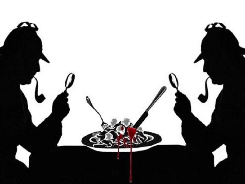 Cena Gastronomica Con Delitto