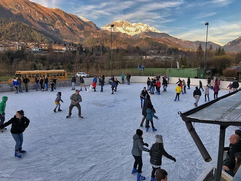 Baitella Ice Skating